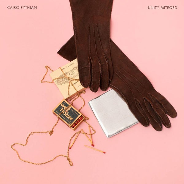 "Image of Cairo Pythian - Unity Mitford 12"" maxi - prnl016 - out now."