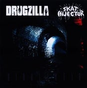 "Image of Drugzilla / Skat Injector - Virulentia (Split 7"" Vinyl)"