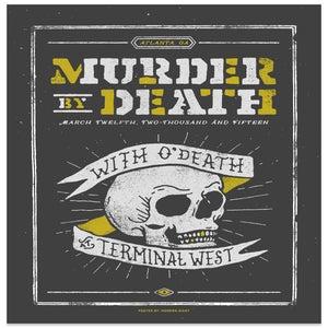 Image of Murder By Death - Atlanta, GA