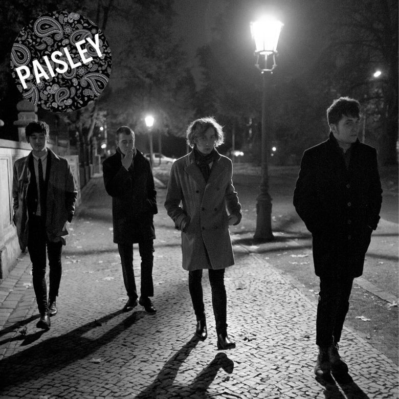 Image of Paisley - Promo-CD