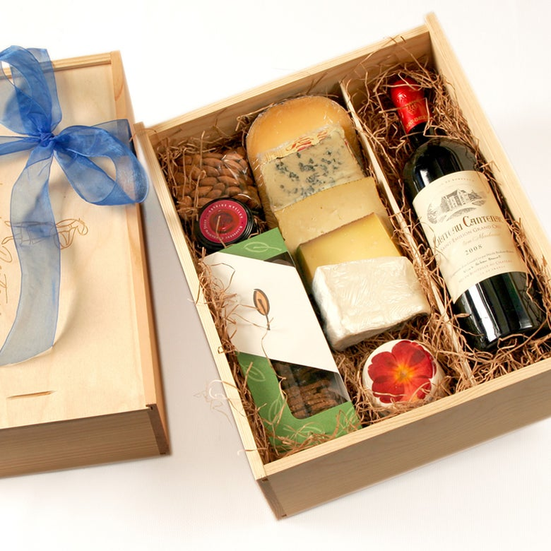 Image of Wooden Gift Boxes