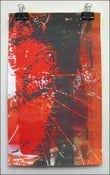 """Image of MJL """"Small Abstract Sparky"""" Art Print"""
