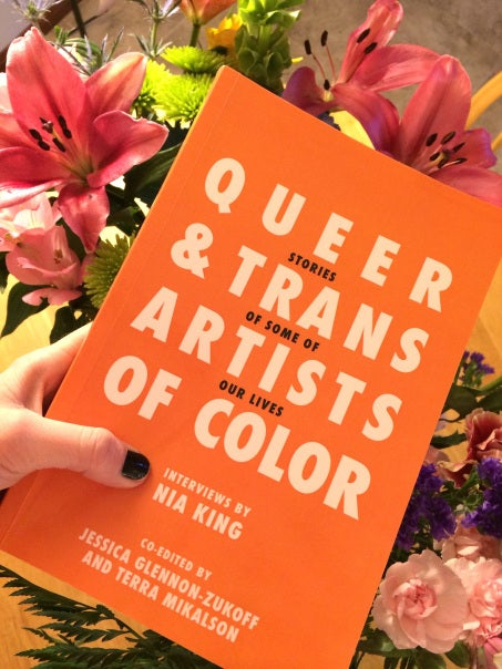 Image of Queer and Trans Artists of Color: Stories of Some of Our Lives