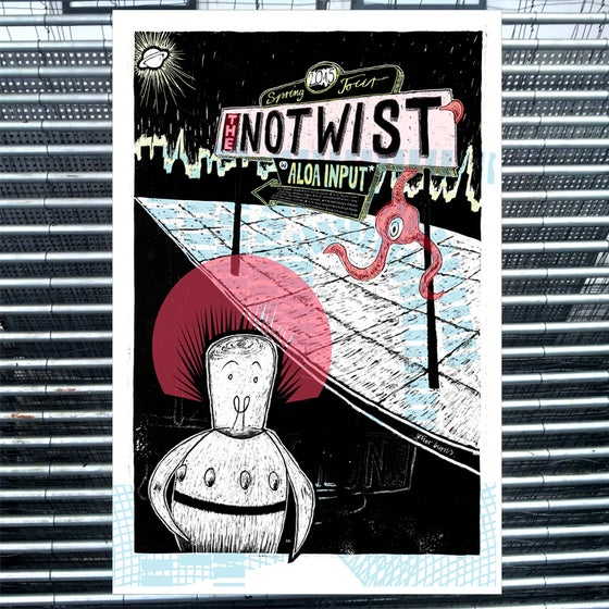 Image of THE NOTWIST (spring tour 2015) w/ ALOA INPUT