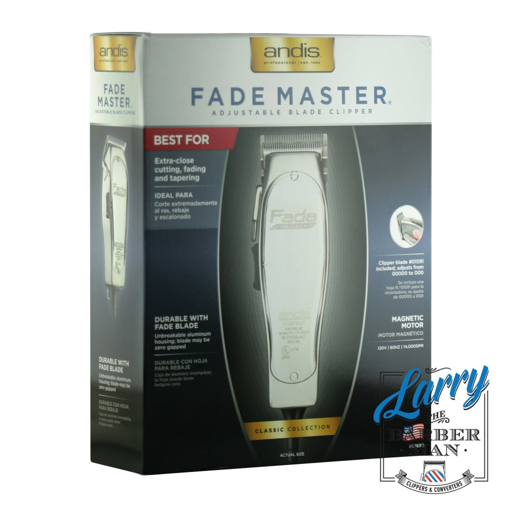 Image of Andis Fade Master (61690), US 110 Volt - Transformer Required