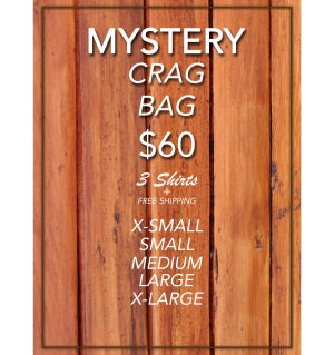 Mystery Crag Box  - Avate Apparel