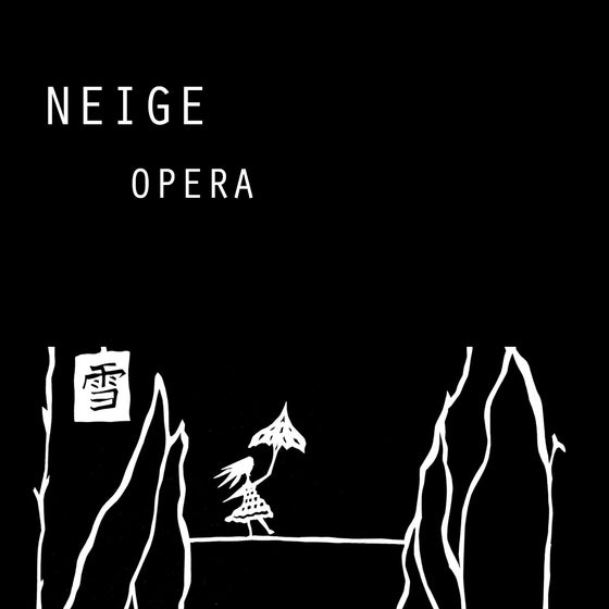 Image of NEIGE OPERA VOCAL SCORE