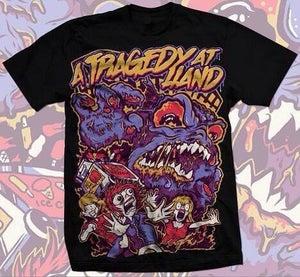 """Image of New ATAH """"Slime Monster"""" shirt!"""