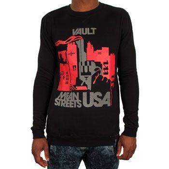 Image of Mean Streets Crew (Black/3M)