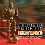 "Image of Silent Auction for ""PREATOBOT.0"""