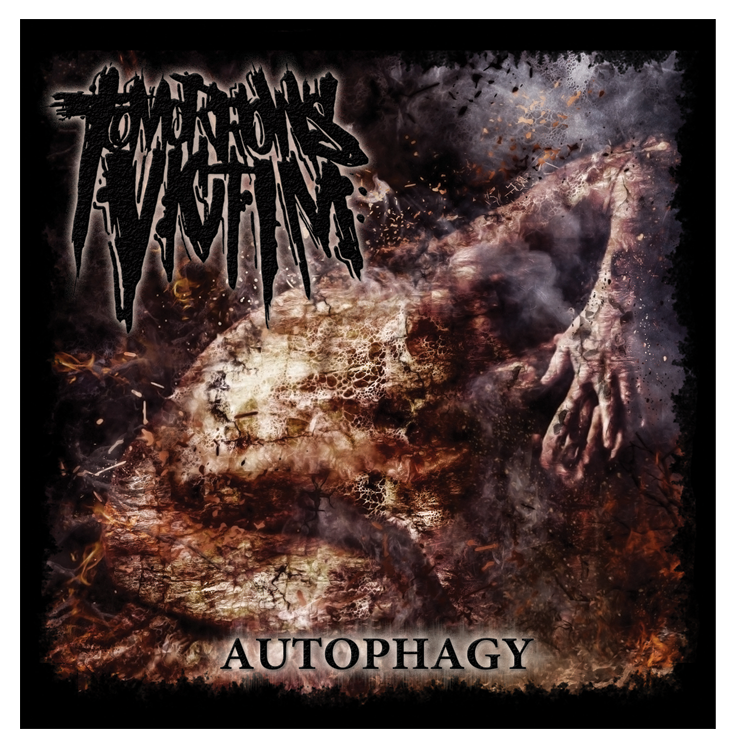 "Image of Tomorrow's Victim ""AUTOPHAGY"" EP - 2015"