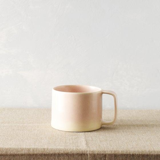 Image of Blush porcelain mug