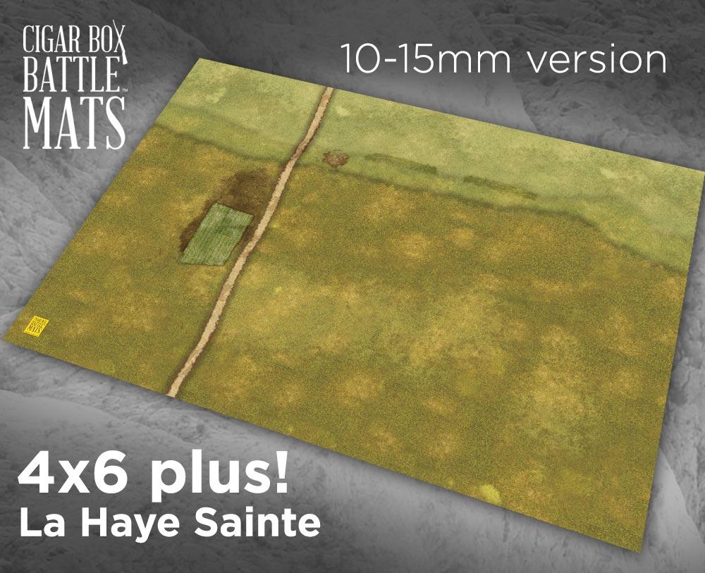 Image of La Haye Sainte -- 4'x6' plus -- #183