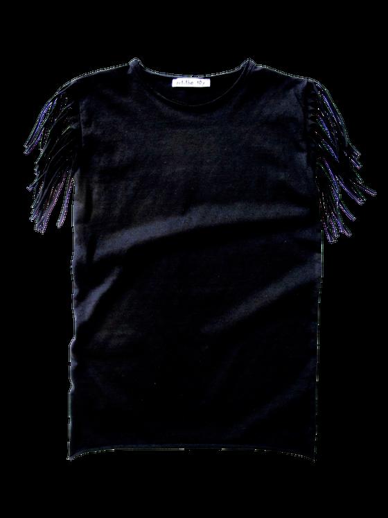 Image of SS15 <> T-shirt sans manches à franges bébé garçon Petitbo « Bex »