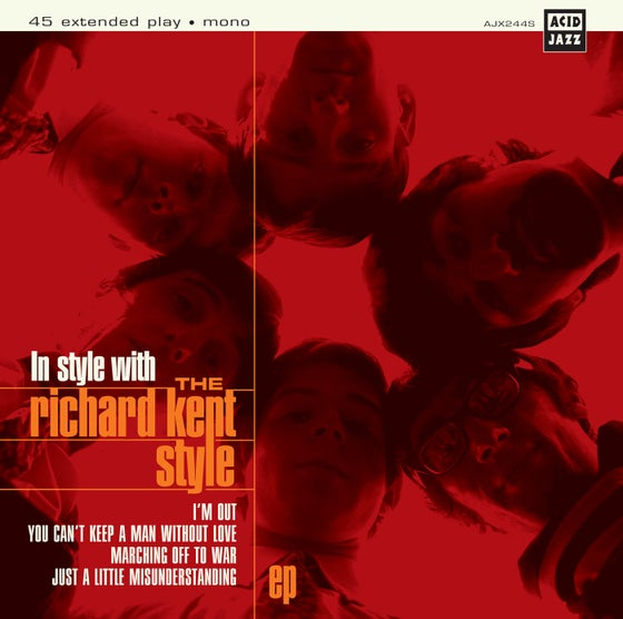 """Image of The Richard Kent Style - In Style With... 7"""""""