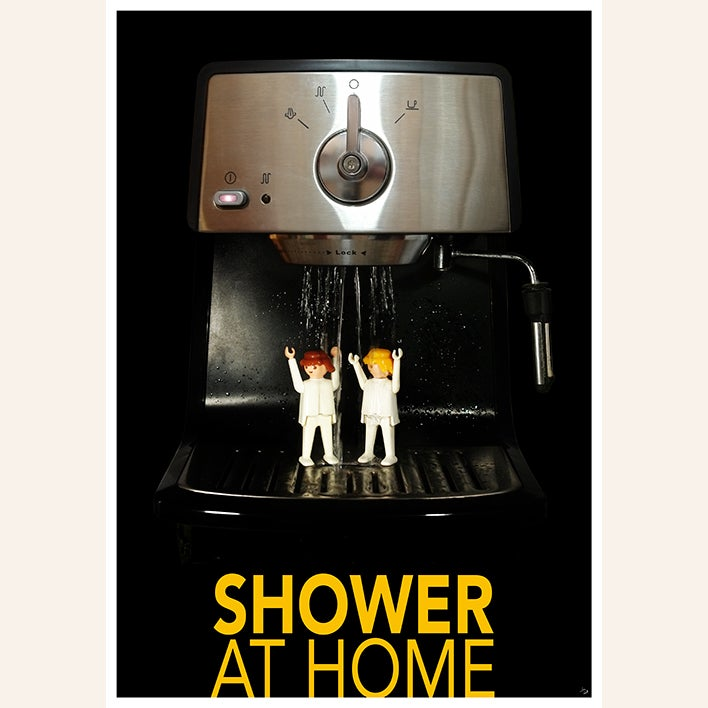 Image of Shower at home