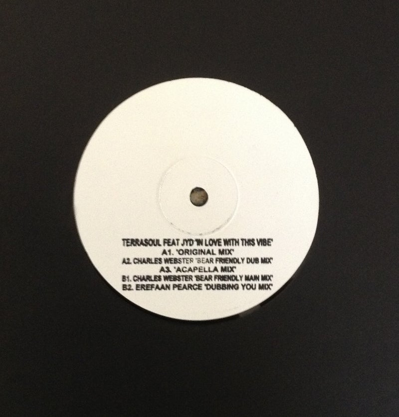 Image of Terrasoul Featuring JYD 'In Love With This Vibe' Seasons Limited
