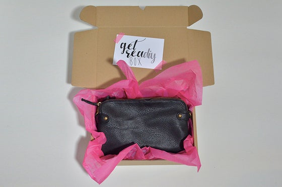 Image of BOX #2 (noir) SOLD OUT