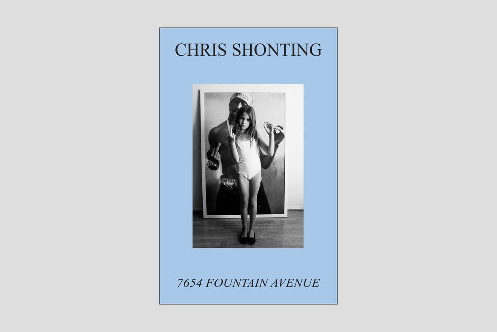 Image of Chris Shonting - 7654 Fountain Avenue - PRE ORDER
