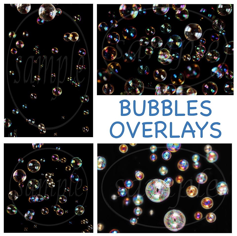bubbles overlays    shoot for the moon images  u0026 product shop