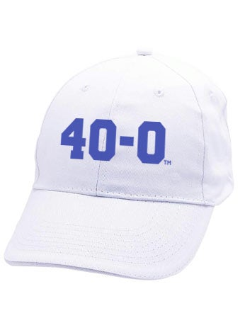 Image of 40-0 Ball Cap