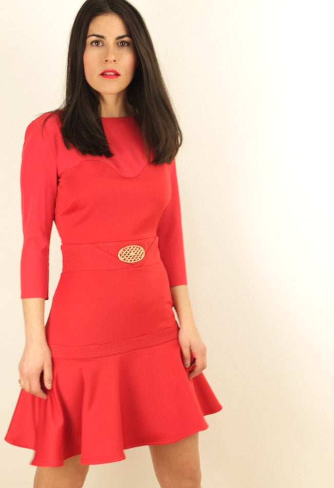 Image of RED DRESS