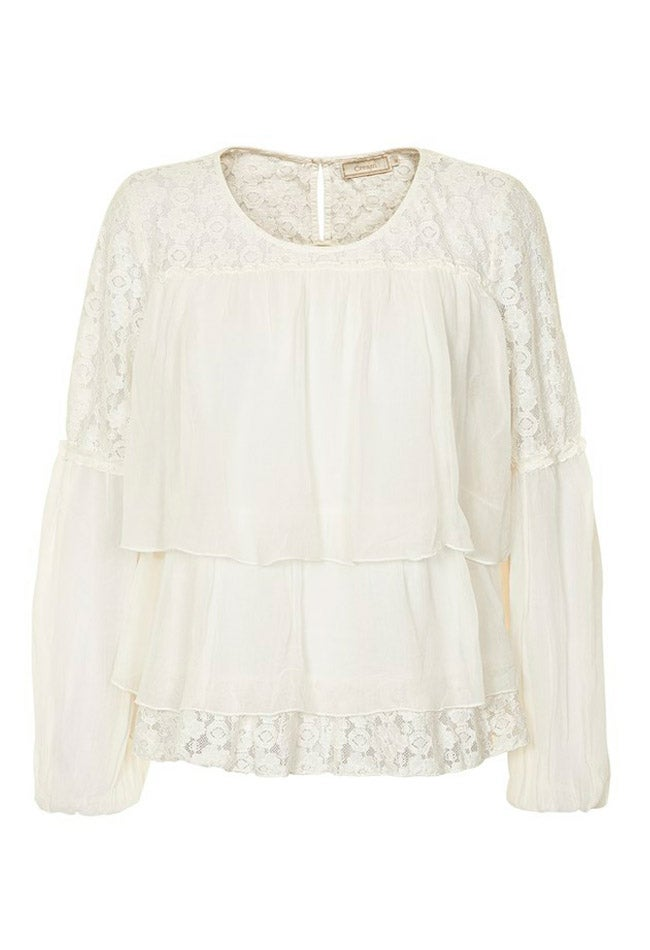 Image of CREAM LASA TOP