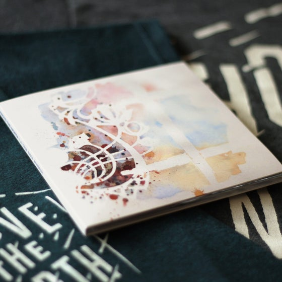 "Image of ""A Tale They Whisper"" - EP DIGIPACK + TEE"