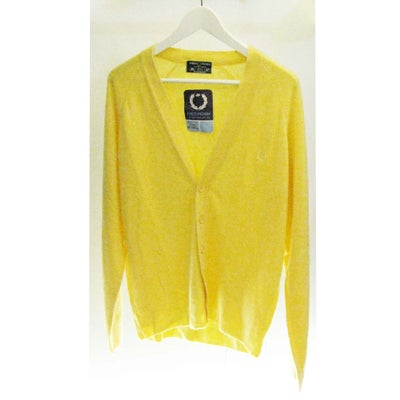 Image of <b>Fred Perry</b> <br> - <b>90s vintage cardigan</b>