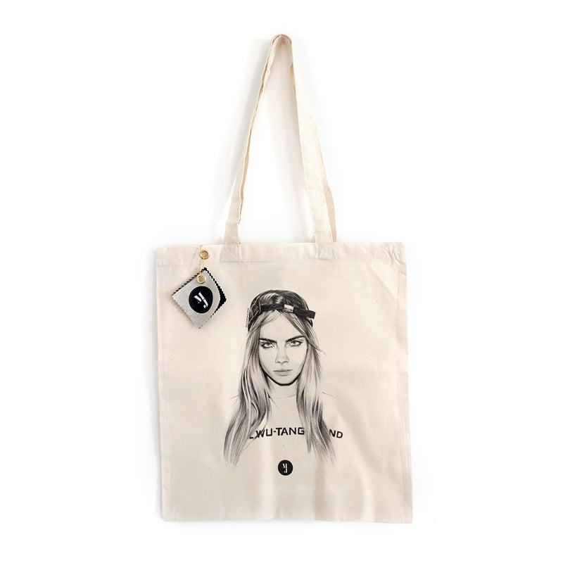 """Image of Tote Bag """"Cara"""""""