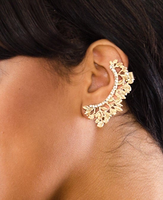 "Image of ""Lace"" ear cuff"