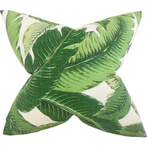 Image of Palm Branch Pillow