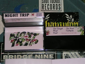 Image of Night Trip - Night Trip Cassette