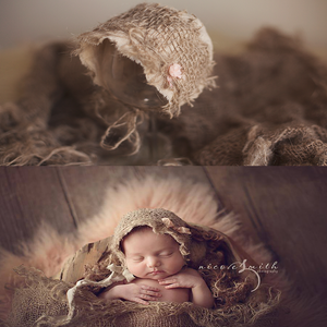 Image of ~Burlap set ~