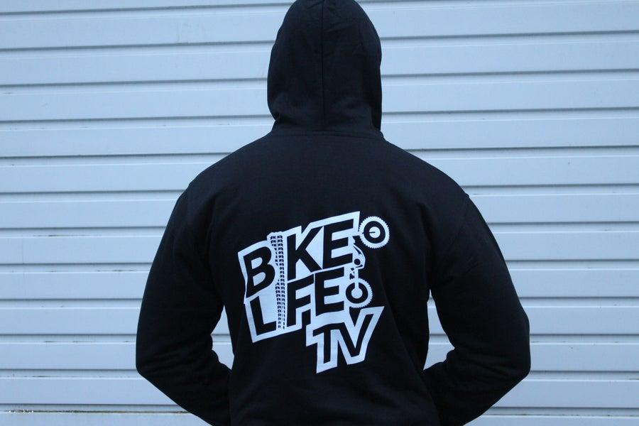 Image of BikeLife TV Original Zip Hoody