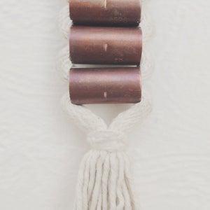 Image of Stacked Copper Neckpiece