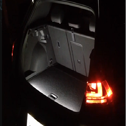Image of Trunk LED Strip - Bright -  Error Free - Plug & Play Fits: MKVII 2015 Volkswagen GTI / Golf