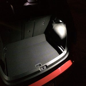 Image of Trunk LED Bulb - Bright - Crisp White - Error Free Fits: MKVII 2015 Volkswagen GTI / Golf