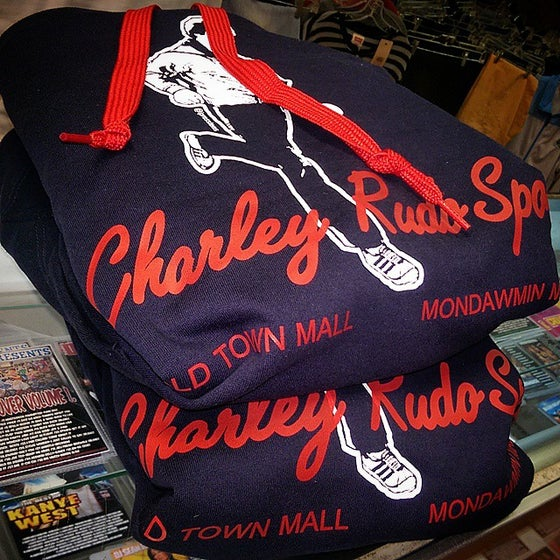 Image of Charley Rudo Sports Hoodie