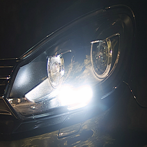 Image of City Lights – Error Free/Plug & Play - For Bi-xenon headlights only fits: Mk6 GTI/Golf OSRAM