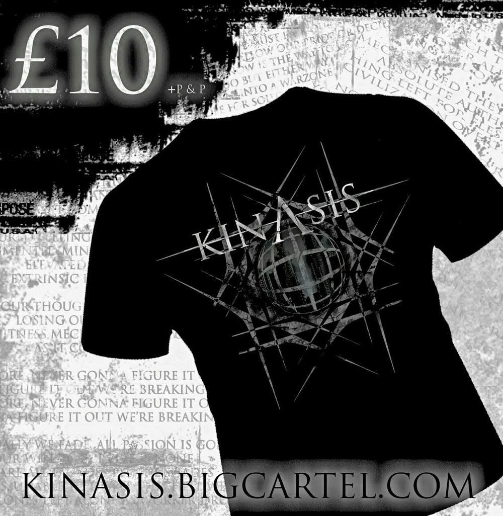 Image of Kinasis Terrorsphere T-shirt