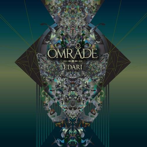 """Image of OMRÅDE """"Edari"""" LP (+bonus CD """"Hátíð Vinum"""") [PRE-ORDER!!!]"""