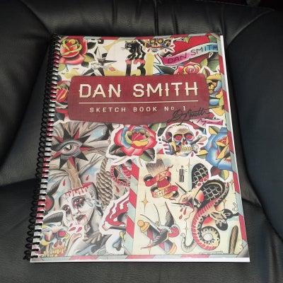 Image of DAN SMITH SKETCHBOOK No.1