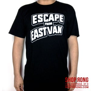 Image of ESCAPE FROM EASTVAN