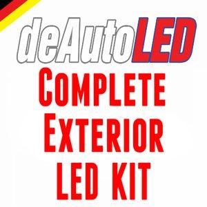 Image of Complete Line of Exterior LEDs - Turn/Reverse/Brake/License Plates FITS:All Volkswagen CC models