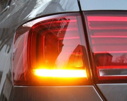 7440 Amber Rear Turn Signals Fits Mk6 Jetta Deautokey