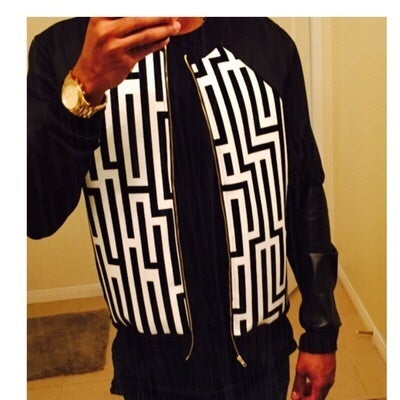 Image of Black Pyramid Jacket