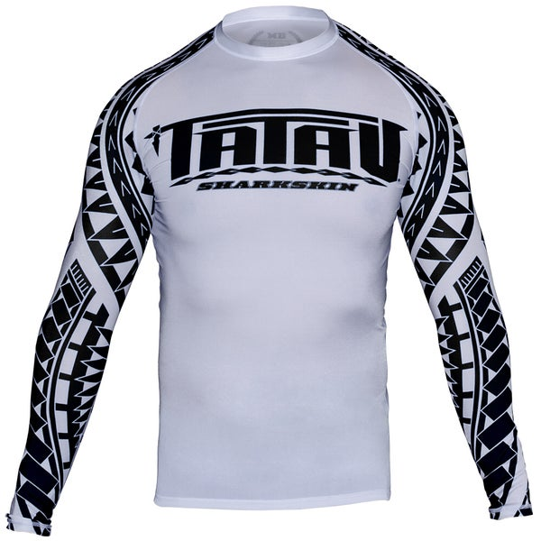 Image of Youth Tatau Sharkskin White/Black *Limited edition