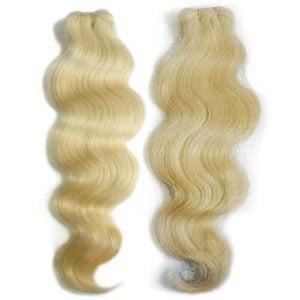 Image of (MM) European blonde body wave