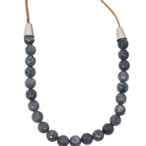 Image of Ashanti Necklace (Tarmac) by Eb&Ive